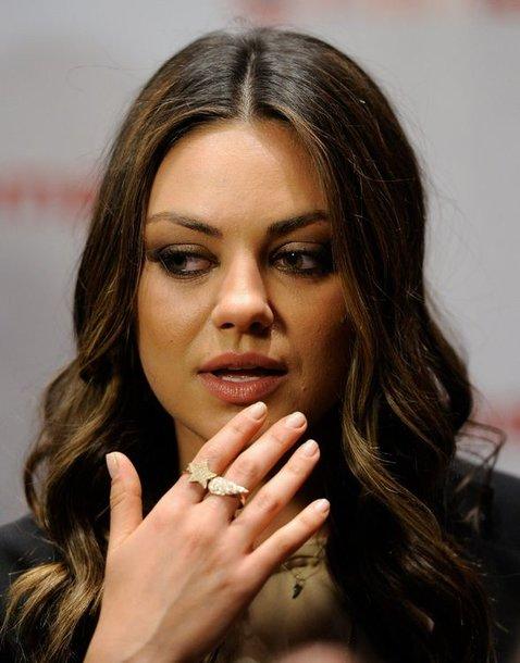 Aktorė Mila Kunis