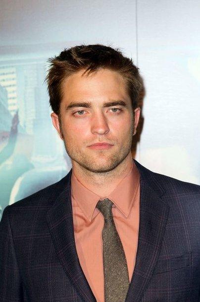 Aktorius Robertas Pattinsonas