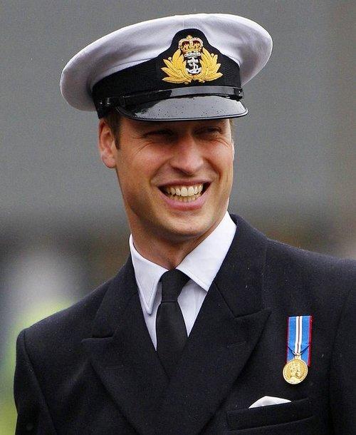 Princas Williamas – karališkųjų oro pajėgų leitenantas (2010 m.)