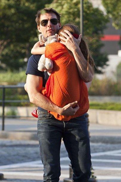 Tomas Cruise'as su dukra Suri