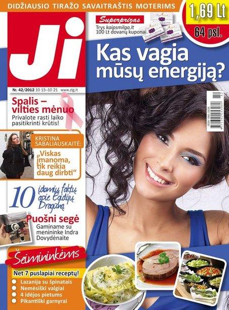"""""""Ji"""" 2012 m. Nr. 42"""