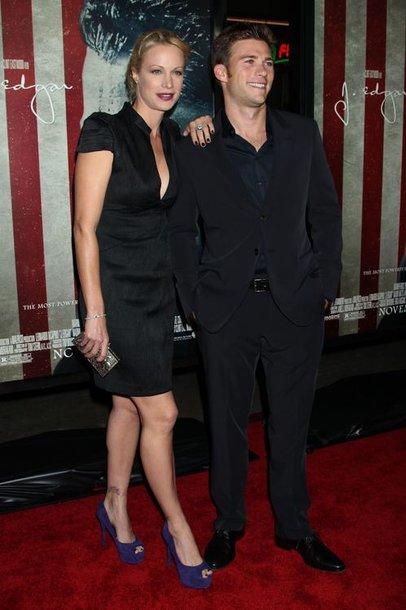 Scottas Eastwoodas ir Alison Eastwood