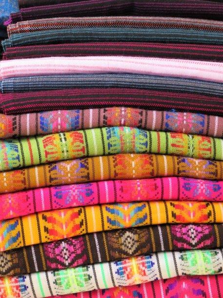 Chiapas valstijos tekstilė