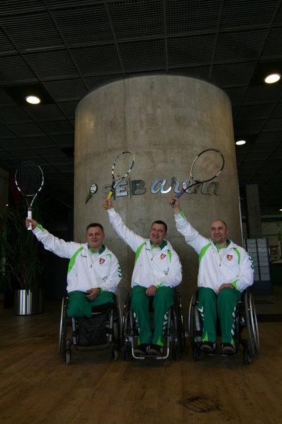 Neįgalieji tenisninkai