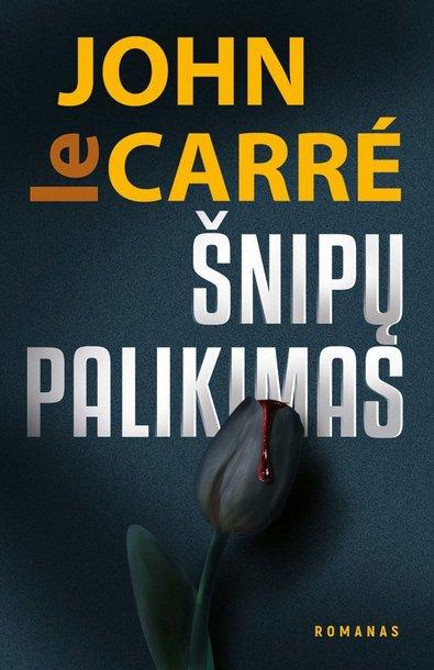 """Johno le Carre romanas """"Šnipų palikimas"""""""
