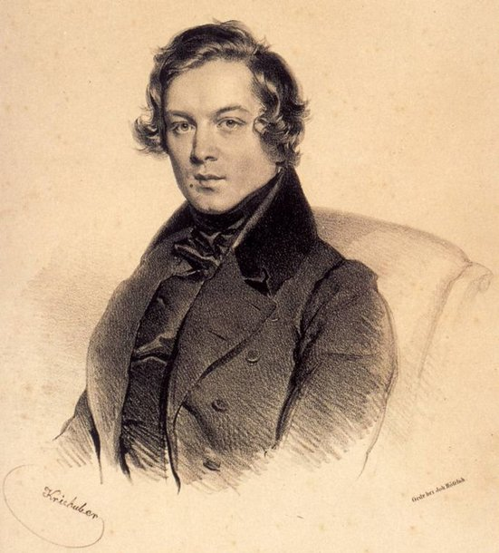 Kompozitorius Robertas Schumannas