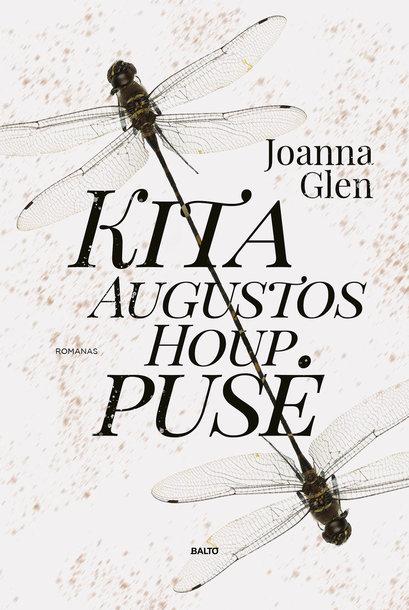 """Joanna Glen """"Kita Augustos Houp pusė"""""""