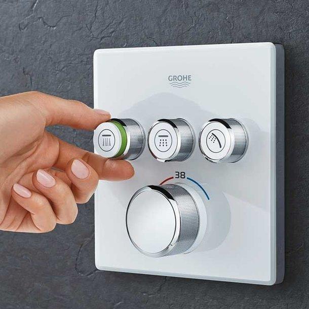 """Dušo sistema """"Smart Control"""" (gamintojas – """"Grohe"""")"""