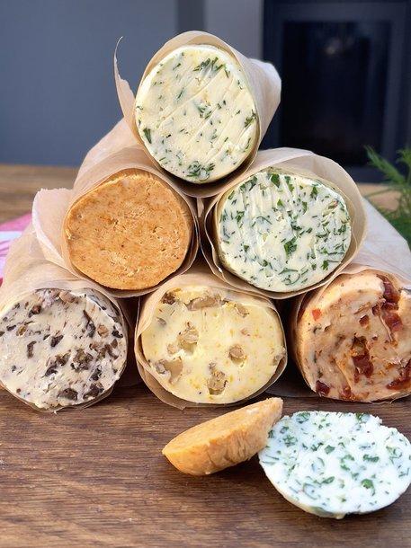 Firminis Mariaus sviestas su pagardais: slaptas ingredientas mėsos patiekalams bei šarvai imunitetui