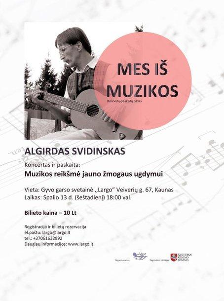 Algirdas Svidinskas