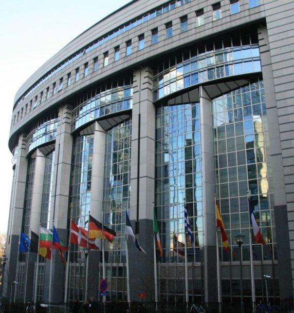 Europos Parlamentas Briuselyje