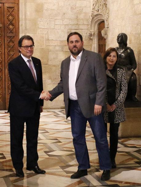 Susitikimas Katalonijoje
