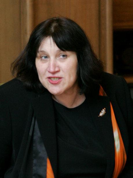 Ambasadorė Izolda Bričkovskienė