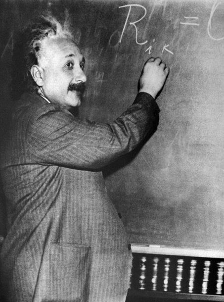 7-8 vieta – fizikas Albertas Einsteinas – 10 mln. JAV dolerių