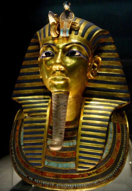 Tutanchamono kaukė