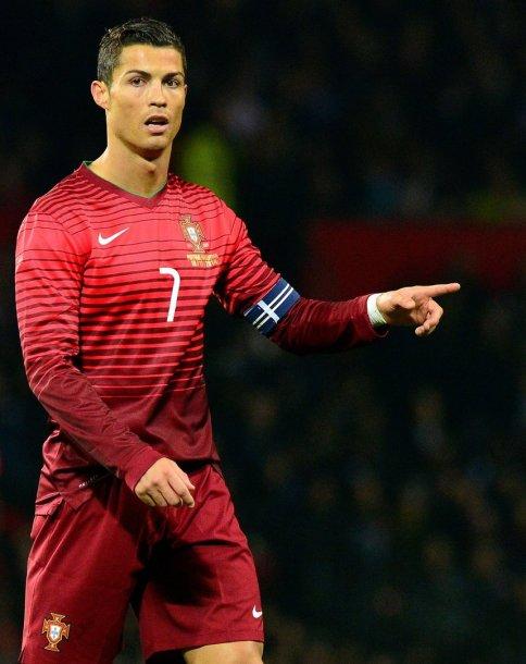 Cristinano Ronaldo