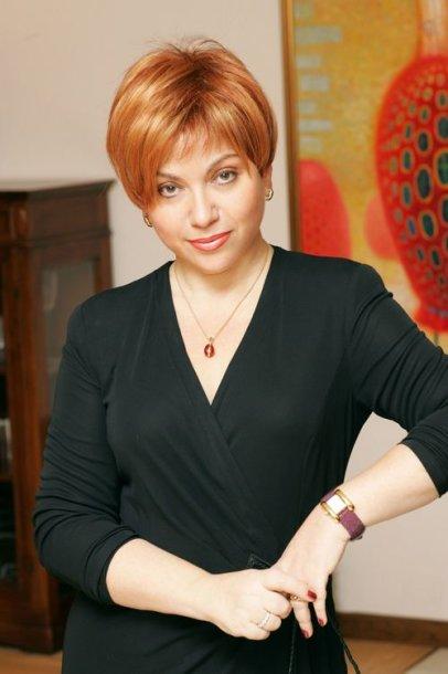 Žvėryno natūralios medicinos centro įkūrėja Jelena Tulčina