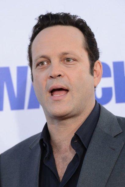 Aktorius Vince'as Vaughnas