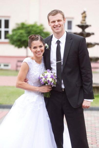 Martynas Pocius ir Viktorija Kunauskaitė