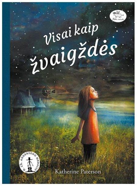"""Knyga """"Visai kaip žvaigždės"""""""