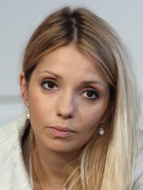 Ukrainos premjerės Julijos Tymošenko duktė Jevhenija Tymošenko
