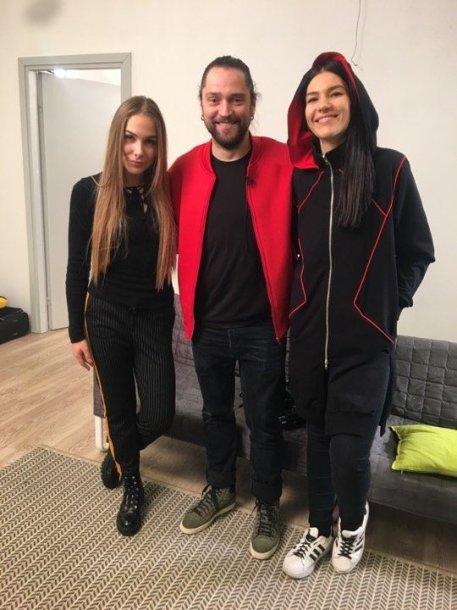 Leonas Somovas, Paulina Paukštaitytės ir KAIA