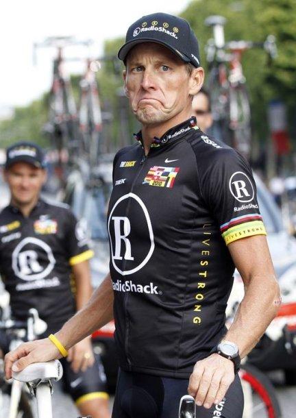 "Lance'as Armstrongas ""Tour de France"" varžybose (2010 m.)"