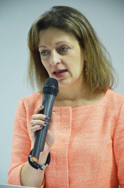 Tyrimo vadovė Erika Masiliauskienė