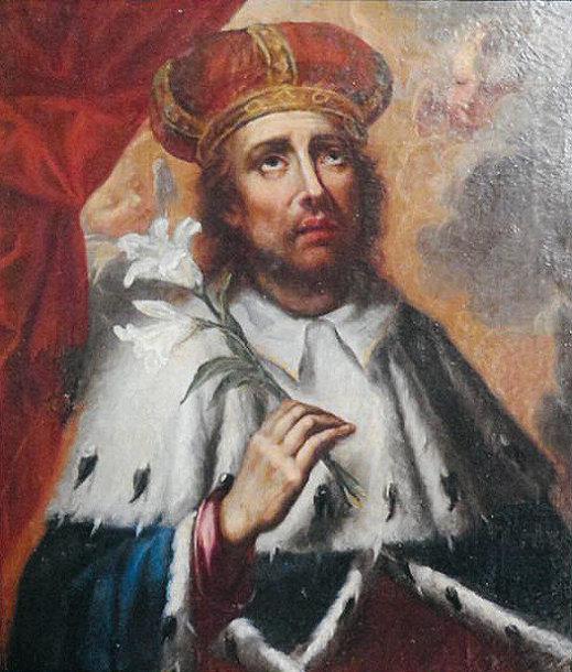 Šv. Kazimieras. Florencija, XVII a.