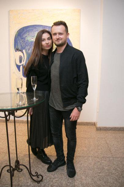 Aistė Kabašinskaitė ir Mantas Katleris