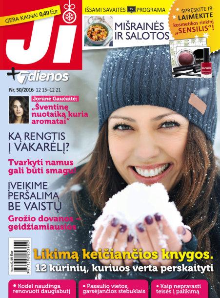 "Žurnalas ""Ji"" (50 nr.)"