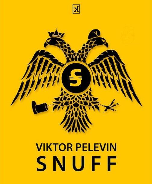 """Viktoro Pelevino romanas """"SNUFF"""""""