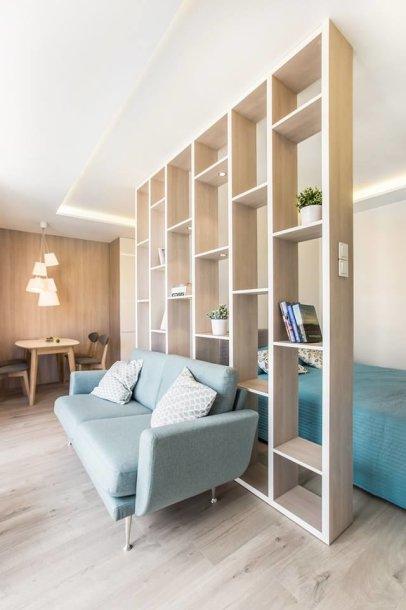 40 kv. buto Vilniuje interjero dizainas, sukurtas interjero dizainerės Gintarės Jarmalavičiūtės