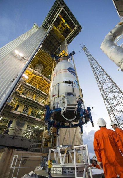 "ESA raketa ""Intermediate eXperimental Vehicle"""
