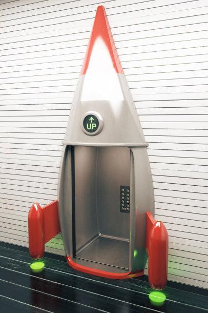 Kosminis liftas