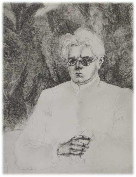 """Ž.Liugailaitės-Bielinienės darbas """"Šviesusis Vaižgantas"""", 1988 m."""