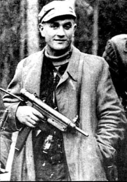 Juozas Lukša, LLKS įgaliotinis ryšiams su Vakarais