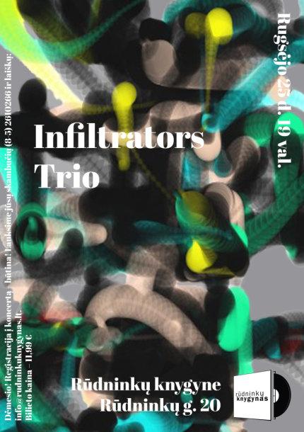 """Infiltrators Trio"""