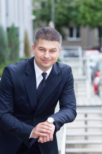 """Gediminas Žiemelis, """"Avia Solutions Goup"""" valdybos pirmininkas"""
