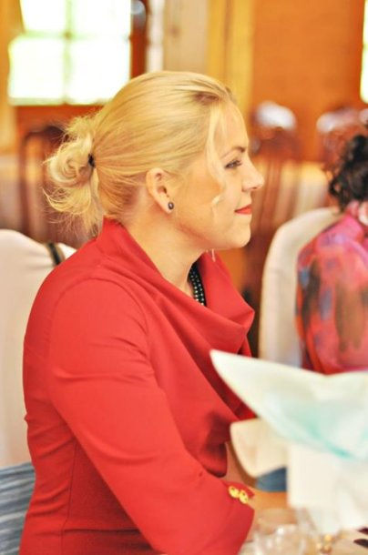 Investavimu besidominti Agata Zavadska