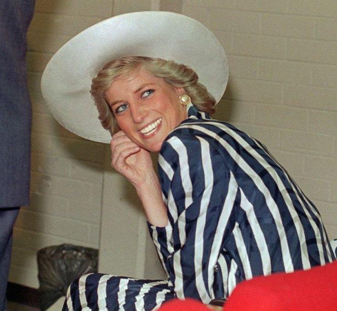 Princesė Diana Australijoje (1988 m.)