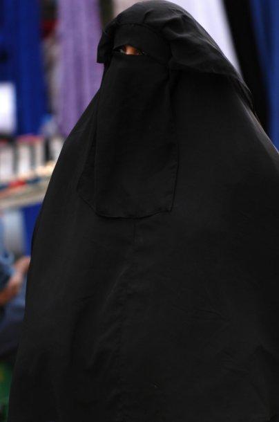 Hidžabas.