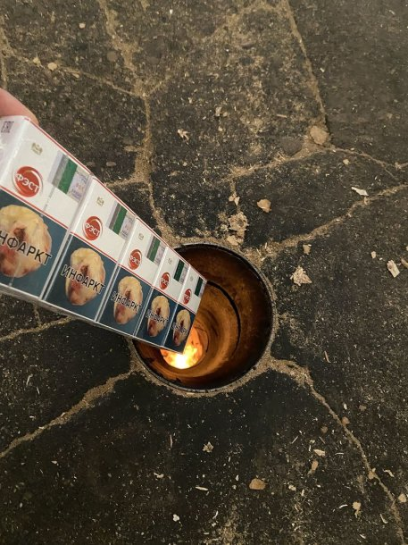 Palemono keramikos gamykloje policija supleškino beveik 80 tūkst. pakelių cigarečių