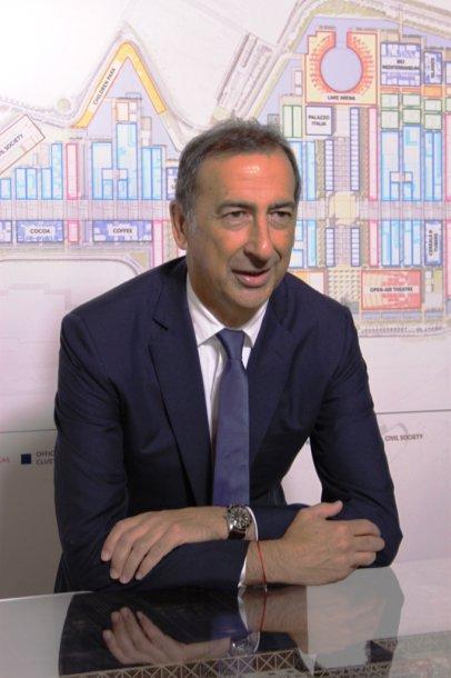 """""""Expo 2015"""" nepaprastasis komisaras Giuseppe Sala"""