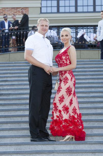 Andrius ir Monika Šedžiai