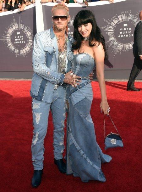 Katy Perry ir reperis Riffas Raffas