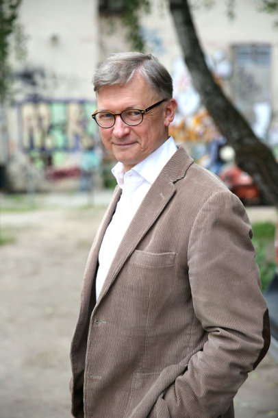 Kompozitorius Gintaras Sodeika