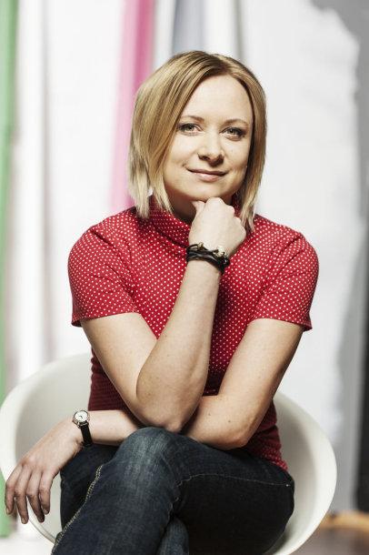 Rašytoja Lina Žutautė