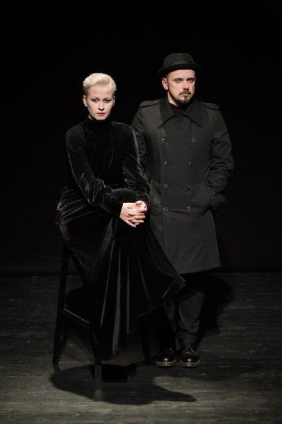 Gintarė ir Kirilas Glusajevas