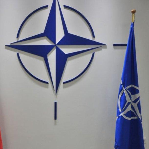 NATO lipp ja embleem
